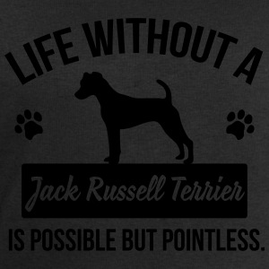 Dog shirt: Life without a Jack Russell = pointless Tee shirts - Sweat-shirt Homme Stanley & Stella