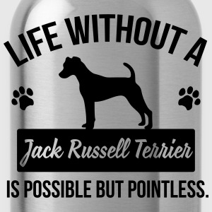 Dog shirt: Life without a Jack Russell = pointless Tee shirts - Gourde