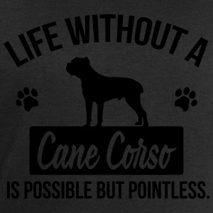 Dog shirt: Life without a Cane Corso is pointless Magliette - Felpa da uomo di Stanley & Stella