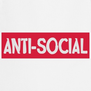Anti-social T-Shirts - Cooking Apron