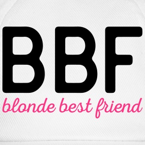 Blonde Best Friend Funny Quote Bags & Backpacks - Baseball Cap
