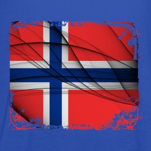 Norway Flag - Women's Tank Top by Bella