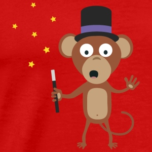 Magic monkey Long Sleeve Shirts - Men's Premium T-Shirt