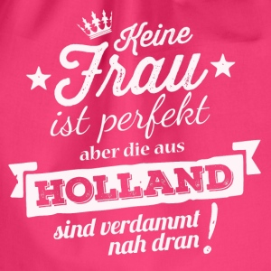 FAST PERFEKT-HOLLAND T-Shirts - Turnbeutel
