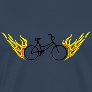 Hot bike - T-shirt Premium Homme