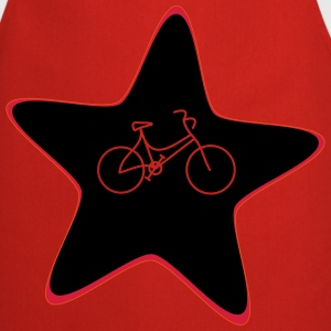 Cycling star - Cooking Apron