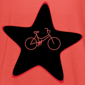 Cycling star - Women's Tank Top by Bella