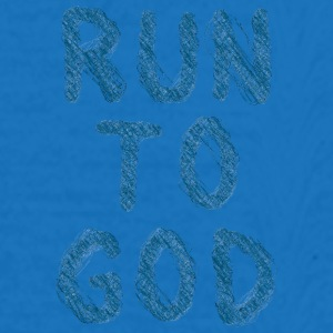 Run to god Caps & Mützen - Frauen T-Shirt