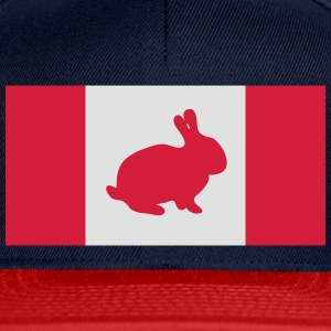 Lapin canadien - Casquette snapback