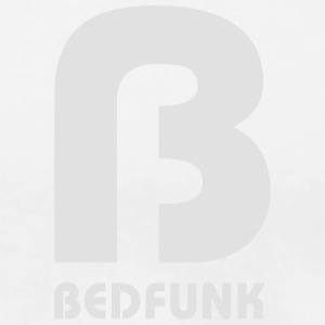 Bedfunk Warm and cuddly hoodie for women in white - Men's Premium T-Shirt