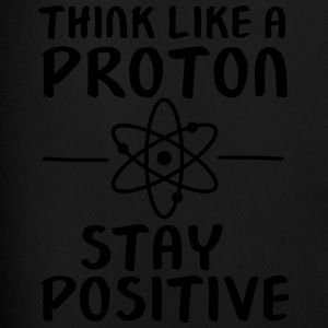Think Like A Proton - Stay Positive T-Shirts - Men's Football shorts