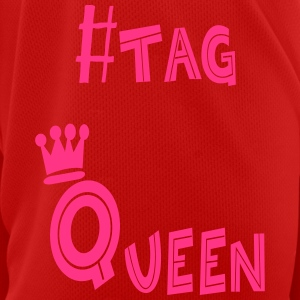 #tag Queen - Men's Breathable T-Shirt