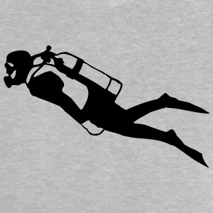 diver - taucher T-Shirts - Baby T-Shirt