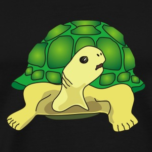 turtle Bags & Backpacks - Men's Premium T-Shirt