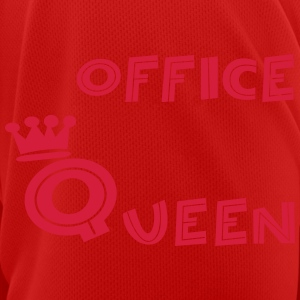 office Queen with crown - Men's Breathable T-Shirt