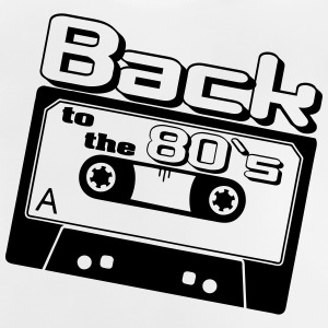 Back to the 80`s Langarmshirts - Baby T-Shirt