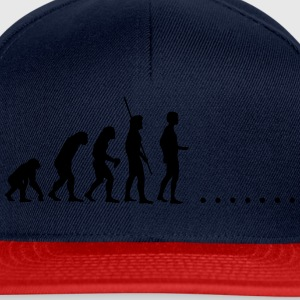 Evolution de nulle part Tee shirts - Casquette snapback