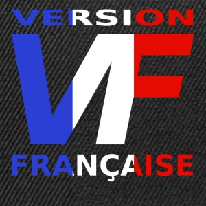 VF Tee shirts - Casquette snapback