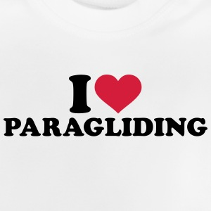 I love Paragliding T-Shirts - Baby T-Shirt