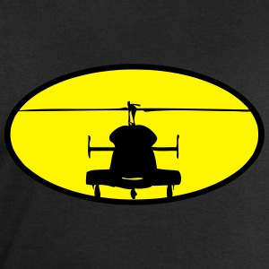 Helicopter logo - Men's Sweatshirt by Stanley & Stella