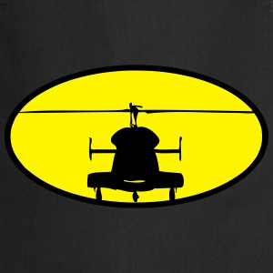 Helicopter logo - Cooking Apron