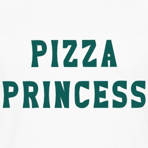 PIZZA PRINCESS Polo Shirts - Men's Premium Longsleeve Shirt
