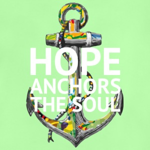 Hope Anchors The Soul T-Shirts - Baby T-Shirt