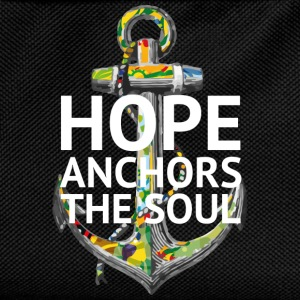 Hope Anchors The Soul Pullover & Hoodies - Kinder Rucksack