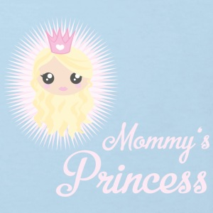 Mommy's Princess - Kinder Bio-T-Shirt
