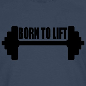 Tee shirt homme Born to lift - T-shirt manches longues Premium Homme