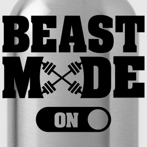 Beast Activated Tanktops - Drinkfles