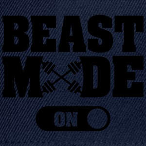 Beast Activated Tanktops - Snapback cap