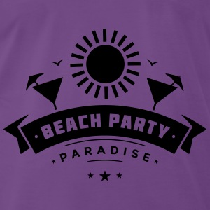 Beach party - Men's Premium T-Shirt