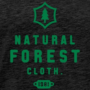 Natural Forest Clothing - Männer Premium T-Shirt