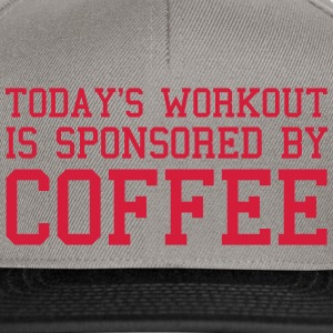 Today's Workout Gym Quote T-Shirts - Snapback Cap