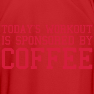 Today's Workout Gym Quote Mugs & Drinkware - Men's Football Jersey