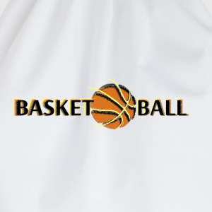 basketballball T-shirts - Gymnastikpåse