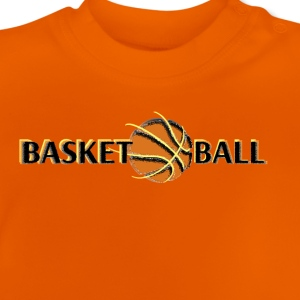 basketballball Tee shirts - T-shirt Bébé