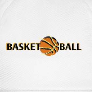 basketballball T-Shirts - Baseball Cap