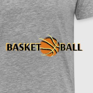 basketballball Hoodies & Sweatshirts - Men's Premium T-Shirt