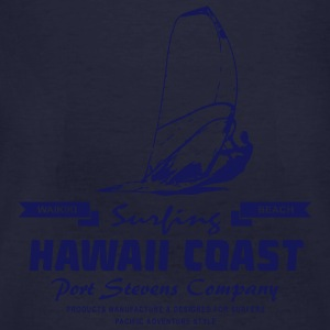 Hawaii Windsurfing - Surfer Pullover & Hoodies - Männer Bio-T-Shirt