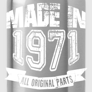 Made in 1971 - Cantimplora