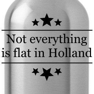 Not everything in Holland T-shirts - Drinkfles