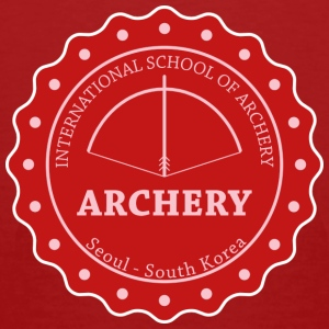 School of Archery - Korea Pullover & Hoodies - Männer Bio-T-Shirt