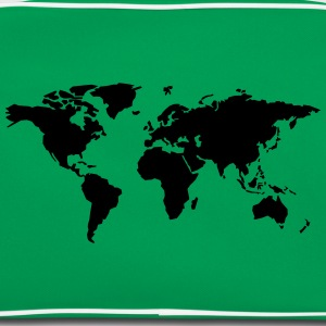 carte du monde Tee shirts - Sac Retro