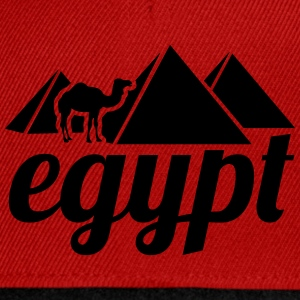 Egypte Tee shirts - Casquette snapback