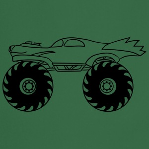 small cooler monstertruck T-Shirts - Cooking Apron