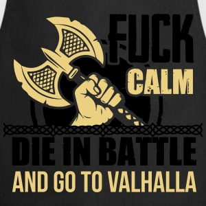 Viking - Die in battle and go to valhalla T-skjorter - Kokkeforkle