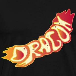 The Dragon  - Männer Premium T-Shirt