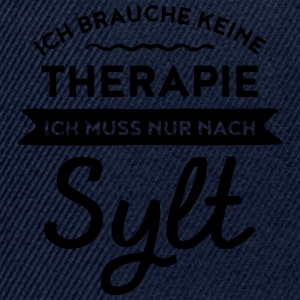 Therapie - Sylt T-Shirts - Snapback Cap